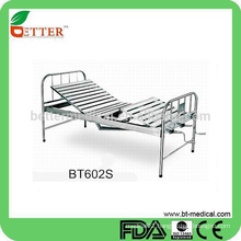 cheap 304# stainless steel hospital bed