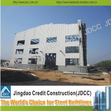 Low Cost Factory Light Steel Structure Multi-Storey Building