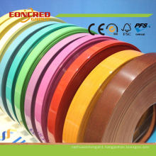 China Popular Good Quality Rubber PVC Edge Band for Plywood