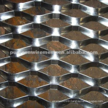 aluminum plate expanded plate mesh
