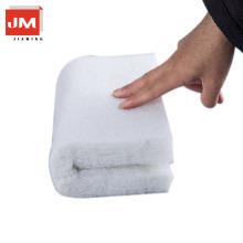 placa acústica da tela não tecida da isolação sadia do algodão à prova de som