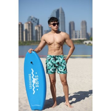 100% Polyester Quick Dry Full Elastic Swim Shorts