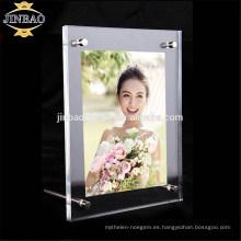 Jinbao New Makeup Cosmetics Organizer caja de caja de exhibición de acrílico
