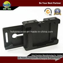 Подгонянный алюминий CNC Филируя подвергла части механической обработке для электронного устройства