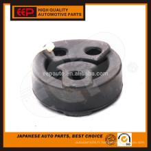 Tampon en caoutchouc de suspension d'échappement pour Toyota Prado RZJ120 Previa TCR10 17561-73020
