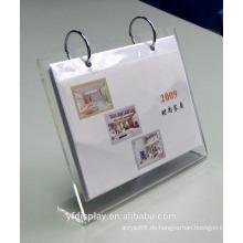 Maßgefertigte Acryl Tischkalender