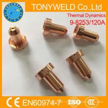 SL60 SL100 dinâmica térmica 9-8213 ponta de soldagem