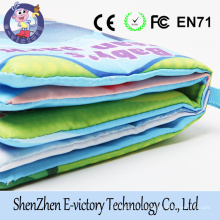 Baby Cloth Book Soft fabric Book For Kids