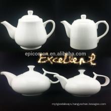 fine new bone china table tea or coffee series tea pot and cover set
