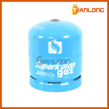 Small Cooking 2.7KG Lpg Cylinder for Philippine