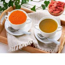 Comida saludable secado en polvo de bayas de goji