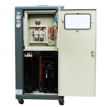 tipos de compresores enfriadores de agua enfriados por aire