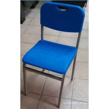 Kunststoff Freizeit Stuhl mit Metallrahmen