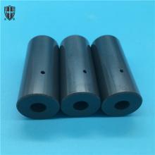 wear resistant Si3N4 ceramic tube pipe sleeve bushing