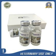 Médicaments vétérinaires de 1% Ivermectin Injection (10ml)