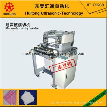 Ultrasonic Wiping Cloth Cross Cutting Machine