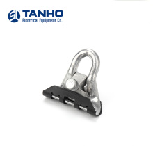 suspension cable clamp TH94 are designed to hang LV-ABC lines with bare neutral messenger