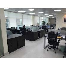 Poste de travail de bureau ouvert adapté aux besoins du client par marché de Dubaï (FOH-CWT1)
