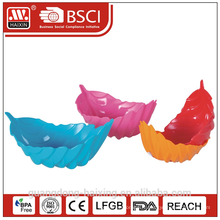 Bol de PP en plastique coloré