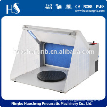 Cabine de pulverização móvel HS-E420DCLK