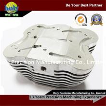 Aluminium CNC bearbeitete Teil-medizinische Ausrüstungsteile