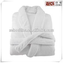 Heißer Verkaufs-Tuch-Gewebe-super weicher kundenspezifischer Größen-Baumwoll-preiswerter Bademantel
