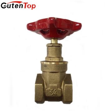 Гутен верхней стандарту ISO9001 57-3 Латунь медь кованые ворота Клапан