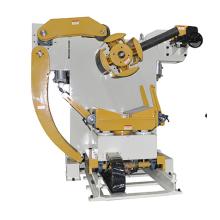 Tête simple hydraulique avec la bobine de voiture dérouleur