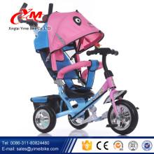 Großhandel Baby Smart Trike 3 Räder / Push Baby Lexus Trike mit Schiebegriff / billige Baby Dreirad Trike