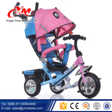 wholesale baby smart trike 3 wheels/push baby lexus trike with push handle/cheap baby tricycle trike