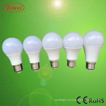 A55 A60 5W 7W 9W 10W 12W 15W lâmpada de LED