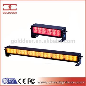 Levou Lightbar emergência Advisor semáforos (SL633)