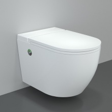 Tankless Smart Ceramic Toilet P-Trap WC