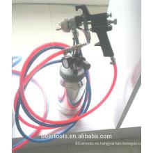 2L Paint Tank con pistola de alta presión