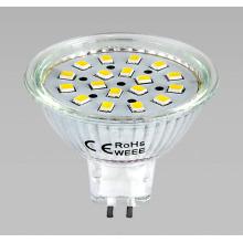 MR16 18PC2835SMD Lampe Spotlight pour Maison