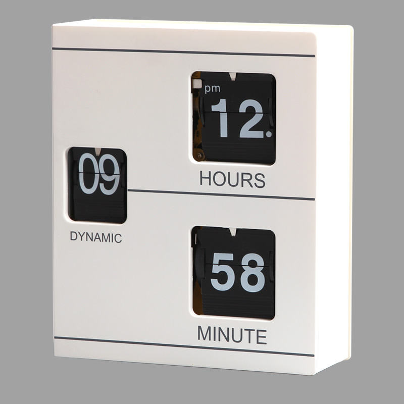 Battery Operated Table Clock