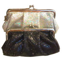 Shiny hot seller sequin evening clutch