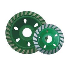 10 inch Metal Bond Diamond Grinding plate Wheel for concrete,diamond cup wheel for concrete