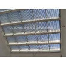 Canopée en aluminium de style nouveau style