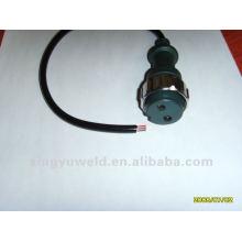 Двухштырьковая кабельная вилка