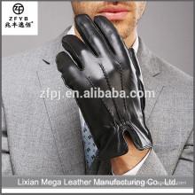 Made in China Hot Sale Mode Leder Handschuhe