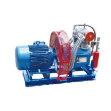 Marine air-cooled air compressor