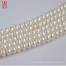 10-11mm White Original Pearl Strand