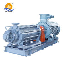 Electric motor driven pump
