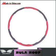 Meilleures ventes Split Joint Durable Sports Hula Hoop