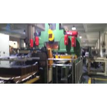 Werkseitige Direktversorgung Thunfischdose Maschine