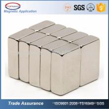 Hochwertiger Block Neodym-Magnet für Wind-Gereratoren