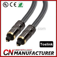 Digital Optical Fiber Optic Toslink Audio Kabel