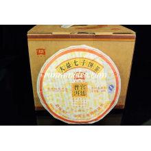 """2009 Menghai Dayi """"Gong Ting"""" Madura Pu Er (901 lote) puer té Pu'er té Pu-erh té Pu'er té 200 g / pastel"""
