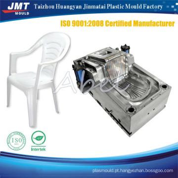 mesa quadrada azul plástica personalizada com duas cadeiras cadeira de plástico molde de fabricante de molde